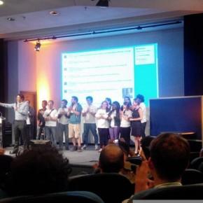 Ludovic Hubler, Fondateur de TWAM, présente et remercie la TWAM TEAM, l'équipe oeuvrant au développement de la plateforme Travel With a Mission