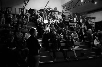 Projection du film « La revanche d'une Cigale » au théâtre de L'Entrepôt