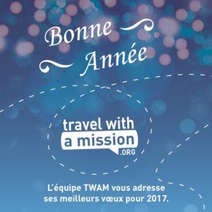 Les voeux TWAM 2017