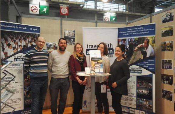 Participation TWAM au salon du tourisme 2017
