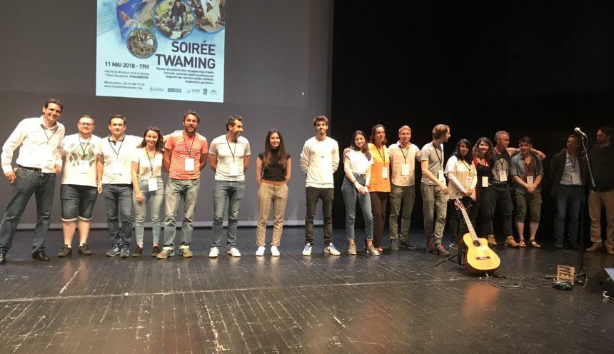 Une soirée Twaming pleine de surprises à Strasbourg