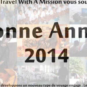 Les voeux TWAM 2014