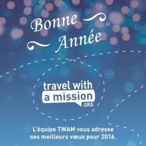 Les voeux TWAM 2016