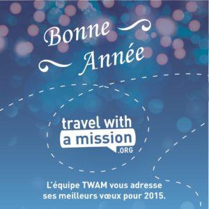 Les voeux TWAM 2015