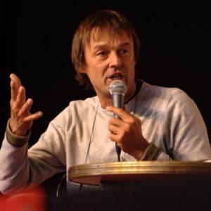 Nicolas Hulot nous parle de TWAM