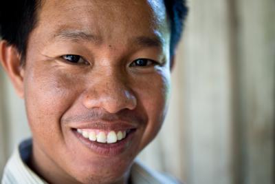 Sokha Treng inspire la jeune génération cambodgienne rurale