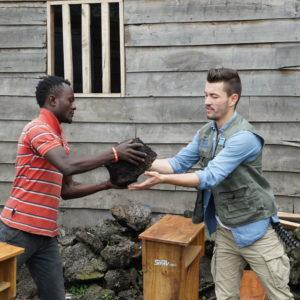 Accompagnement Influenceur Alex Vizeo – Région des Grands Lacs d'Afrique – Mars-Avril 2018