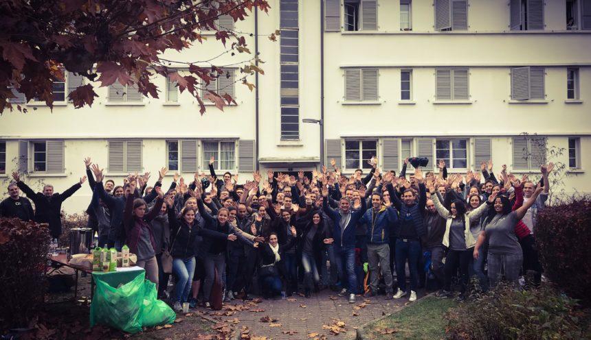 Team Building Solidaire Expédia du 15 Novembre 2018 à Genève