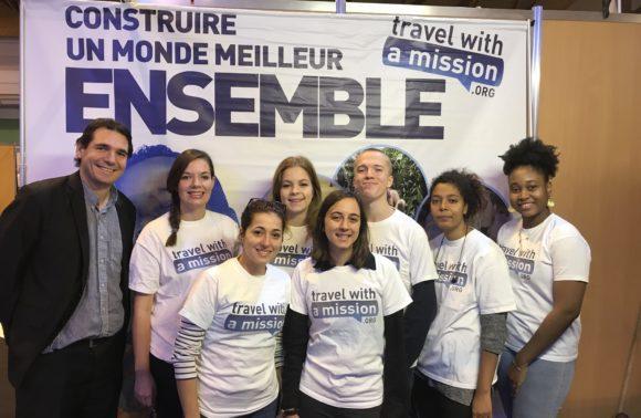 Participation au Salon International du Tourisme et des Voyages à Colmar 2018