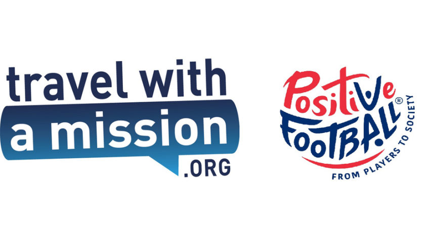 Partenariat Travel With A Mission (TWAM) – Positive Football pour favoriser l'engagement citoyen des footballeurs professionnels